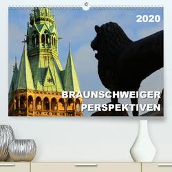 Braunschweiger Perspektiven 2020 (Premium, hochwertiger DIN A2 Wandkalender 2020, Kunstdruck in Hochglanz) von Schröer,  Ralf