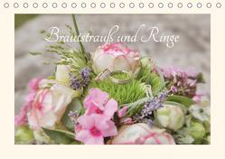 Brautstrauß und Ringe (Tischkalender 2020 DIN A5 quer) von Lantzsch,  Katrin