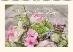 Brautstrauß und Ringe (Wandkalender 2019 DIN A2 quer) von Lantzsch,  Katrin