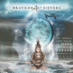 BRAVEHEART SISTERS 2019 von Inselmann,  Sonja