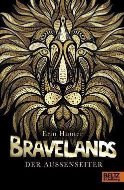 Bravelands – Der Außenseiter von Hunter,  Erin, Stoll,  Cornelia, Zettner,  Maria