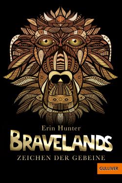 Bravelands. Zeichen der Gebeine von Hunter,  Erin, Schneider,  Christian, Unimak GmbH, Zettner,  Maria