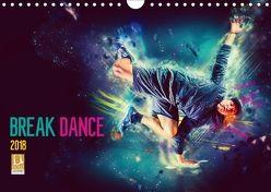 Break Dance (Wandkalender 2018 DIN A4 quer) von Meutzner,  Dirk