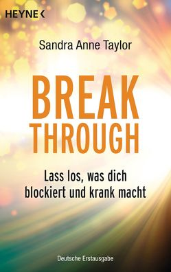 Breakthrough von Taylor,  Sandra Anne