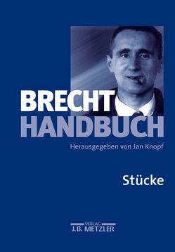 Brecht-Handbuch von Bergheim,  Brigitte, Knopf,  Jan, Lucchesi,  Joachim