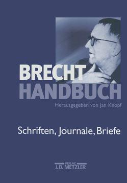 Brecht-Handbuch von Knopf,  Jan, Lucchesi,  Joachim