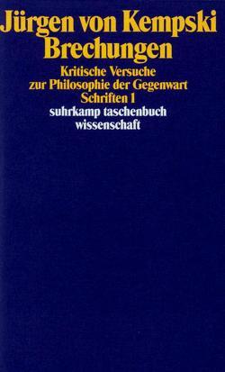 Brechungen von Eschbach,  Achim, Kempski,  Jürgen von