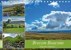 Brecon Beacons – Magisches Südwales (Tischkalender 2018 DIN A5 quer) von Plastron Pictures,  Lost