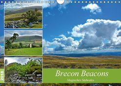 Brecon Beacons – Magisches Südwales (Wandkalender 2018 DIN A4 quer) von Plastron Pictures,  Lost