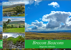 Brecon Beacons – Magisches Südwales (Wandkalender 2019 DIN A2 quer) von Plastron Pictures,  Lost