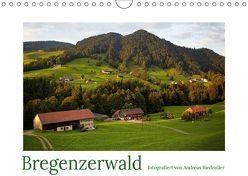 Bregenzerwald fotografiert von Andreas Riedmiller (Wandkalender 2018 DIN A4 quer) von Riedmiller,  Andreas