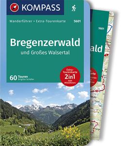 Bregenzerwald und Großes Walsertal von Schaefer,  Brigitte