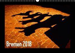 Bremen 2018 (Wandkalender 2018 DIN A3 quer) von M. Laube,  Lucy