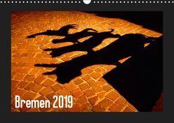 Bremen 2019 (Wandkalender 2019 DIN A3 quer) von M. Laube,  Lucy