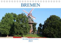 Bremen Heute (Tischkalender 2019 DIN A5 quer) von ShirtScene
