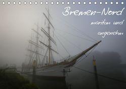 Bremen-Nord – maritim und angenehm (Tischkalender 2019 DIN A5 quer) von rsiemer