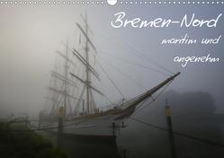 Bremen-Nord – maritim und angenehm (Wandkalender 2021 DIN A3 quer) von rsiemer