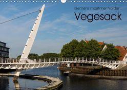 Bremens maritimer Norden: Vegesack (Wandkalender 2019 DIN A3 quer) von rsiemer
