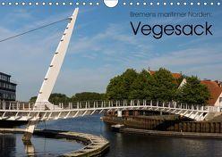 Bremens maritimer Norden: Vegesack (Wandkalender 2019 DIN A4 quer) von rsiemer