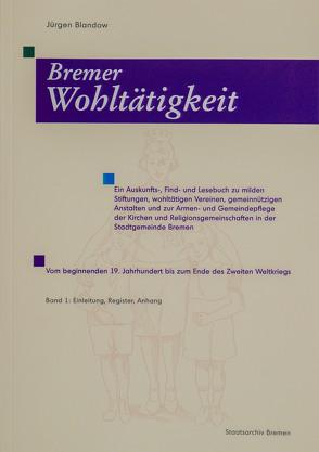 Bremer Wohltätigkeit von Blandow,  Jürgen