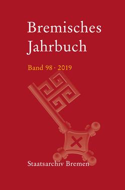 Bremisches Jahrbuch von Elmshäuser,  Konrad