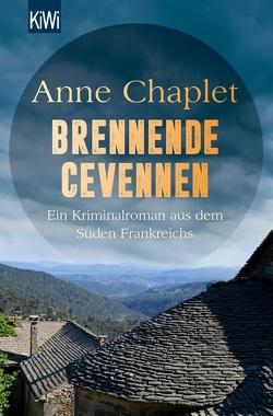 Brennende Cevennen von Chaplet,  Anne