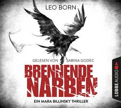 Brennende Narben von Born,  Leo, Godec,  Sabina