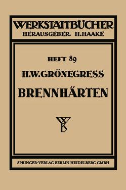 Brennhärten von Grönegress,  Hans Wilhelm