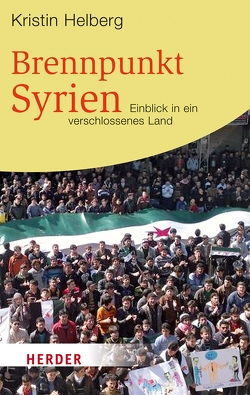 Brennpunkt Syrien von Helberg,  Kristin
