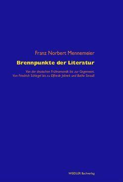 Brennpunkte der Literatur von Mennemeier,  Franz Norbert