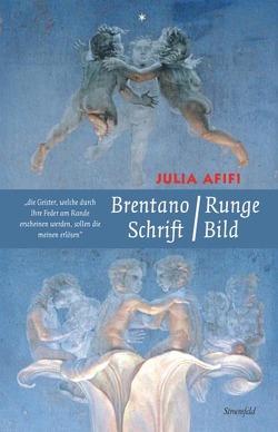Brentano, Runge – Schrift, Bild von Afifi,  Julia
