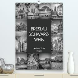 BRESLAU SCHWARZWEIß (Premium, hochwertiger DIN A2 Wandkalender 2020, Kunstdruck in Hochglanz) von Viola,  Melanie