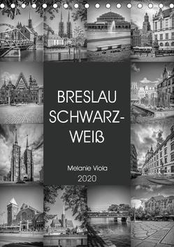 BRESLAU SCHWARZWEIß (Tischkalender 2020 DIN A5 hoch) von Viola,  Melanie