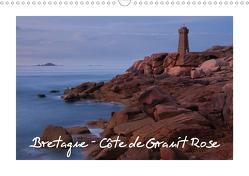 Bretagne – Côte de Granit Rose (Wandkalender 2021 DIN A3 quer) von Buschardt,  Boris