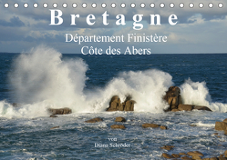 Bretagne. Département Finistère – Côte des Abers (Tischkalender 2020 DIN A5 quer) von Schröder,  Diana