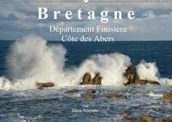 Bretagne. Département Finistère – Côte des Abers (Wandkalender 2019 DIN A2 quer) von Schröder,  Diana