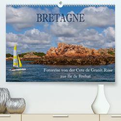 Bretagne – Fotoreise von der Cote de Granit Rose zur Ile de Brehat (Premium, hochwertiger DIN A2 Wandkalender 2020, Kunstdruck in Hochglanz) von Pfleger,  Hans
