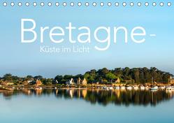 Bretagne – Küste im Licht (Tischkalender 2019 DIN A5 quer) von Hirschberg/Pixelhirsch,  Tobias