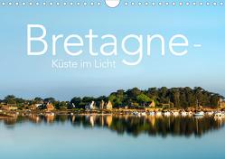 Bretagne – Küste im Licht (Wandkalender 2019 DIN A4 quer) von Hirschberg/Pixelhirsch,  Tobias