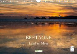 Bretagne – Land am Meer (Wandkalender 2019 DIN A4 quer) von Schwager,  Monika