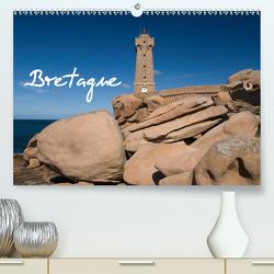 Bretagne (Premium, hochwertiger DIN A2 Wandkalender 2020, Kunstdruck in Hochglanz) von Scholz,  Frauke