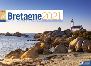 Bretagne ReiseLust Kalender 2021