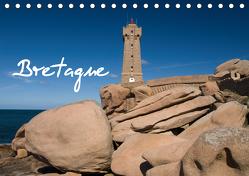 Bretagne (Tischkalender 2020 DIN A5 quer) von Scholz,  Frauke