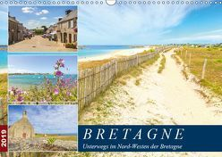 Bretagne – Unterwegs im Nord-Westen (Wandkalender 2019 DIN A3 quer) von Heuvers,  Elly