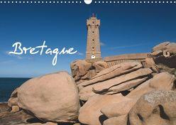 Bretagne (Wandkalender 2019 DIN A3 quer) von Scholz,  Frauke