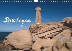 Bretagne (Wandkalender 2019 DIN A4 quer) von Scholz,  Frauke