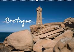 Bretagne (Wandkalender 2020 DIN A2 quer) von Scholz,  Frauke