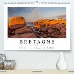 Bretagne – Zauber der Côte de Granit Rose (Premium, hochwertiger DIN A2 Wandkalender 2020, Kunstdruck in Hochglanz) von Mueringer,  Christian