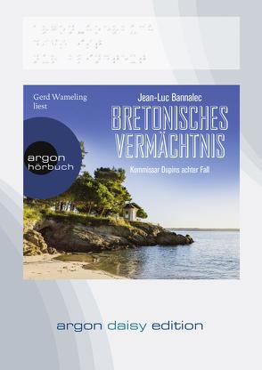 Bretonisches Vermächtnis (DAISY Edition) von Bannalec,  Jean-Luc, Wameling,  Gerd