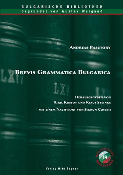 Brevis Grammatica Bulgarica von Pásztory,  Andreas